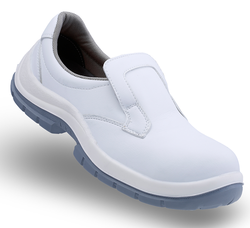 Mekap - Mekap Hygiene ATP-90 S2 Beyaz Kompozit Burunlu
