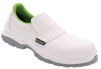 Gripper White GPR-201 S2 Beyaz iş Ayakkabısı