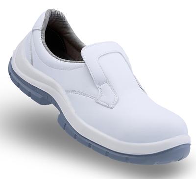Mekap Hygiene ATP-90 S2 Beyaz Kompozit Burunlu
